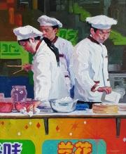 3 Chefs
