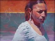 Girl And Wall 2